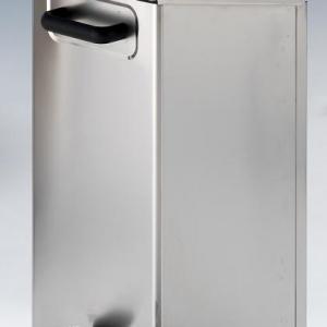 Tretabfalleimer Edelstahl 40 Liter